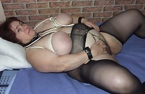 Big Tits Bondage Porn Pictures
